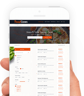 foodcravers:Online Food Delivery in Silchar application